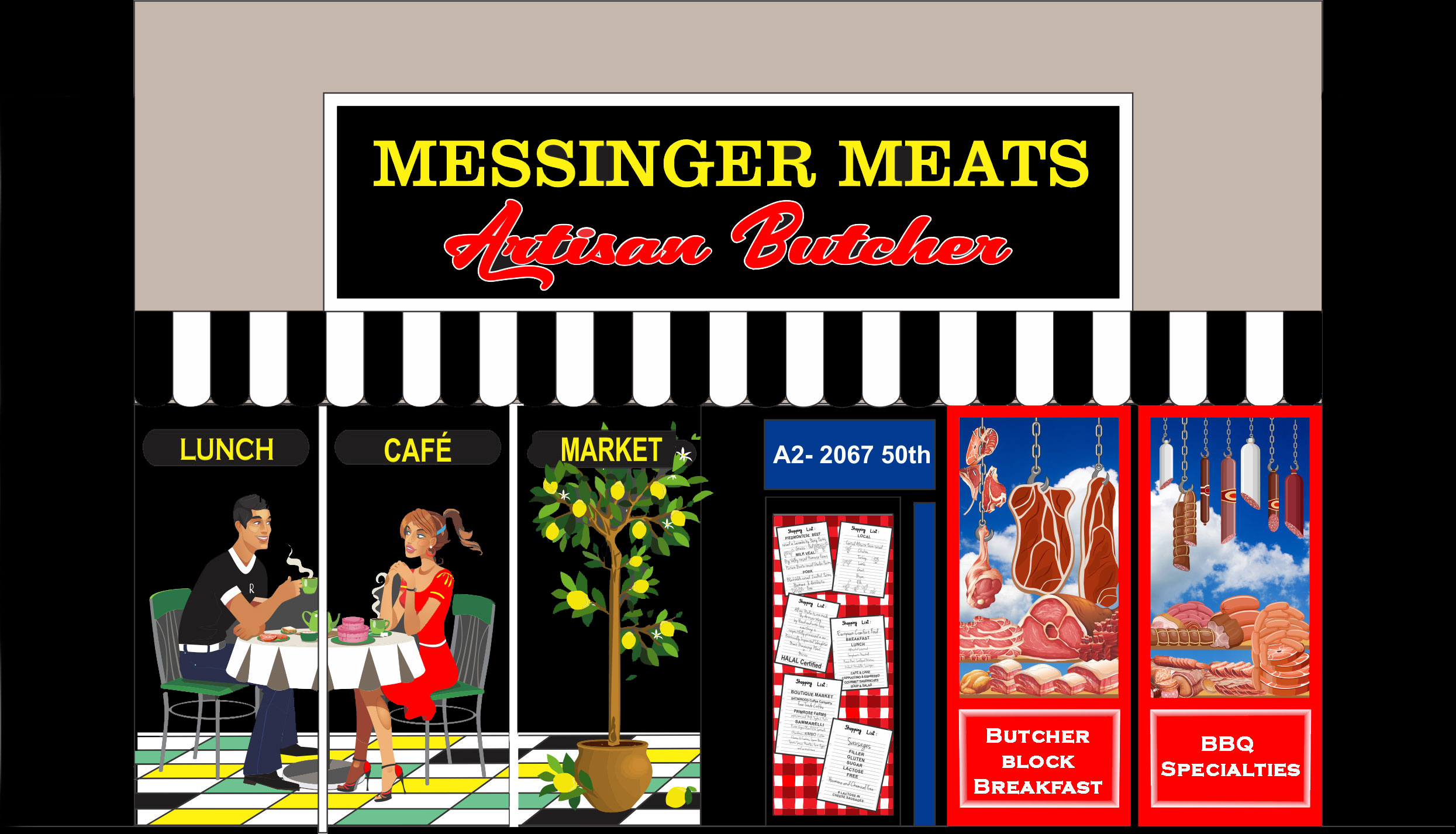 Messinger Meats