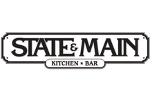State and Main Restaurant Franchise for Sale Logo 217